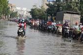 Bộ trưởng Bộ GTVT: Cấm đường tạm thời nếu nước ngập sâu
