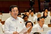 Đại biểu đề nghị kiểm soát giao dịch ngân sách bằng tiền mặt