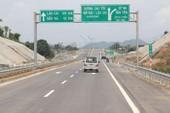 Cao tốc Nội Bài - Lào Cai phục vụ trở lại tất cả phương tiện