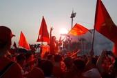 'Xử lý nghiêm hành vi quá khích khi cổ vũ cho tuyển Việt Nam'