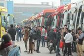 Thủ tướng yêu cầu không để người dân thiếu xe về quê đón Tết
