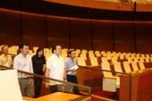 Chính thức bàn giao Nhà Quốc hội trong tháng 9/2015