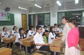 Đưa tiếng Hàn vào giảng dạy cho học sinh THPT