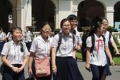 TP.HCM: 'Siết' nguyện vọng vào lớp 10