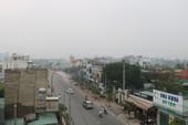 'Mù khô' tiếp tục bủa vây người Sài Gòn ngày cuối tuần