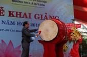 Trường THCS Lê Quý Đôn nhận huân chương Lao động