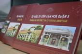 Quận 5 in thêm sách, phim về di sản bản tiếng Anh, tiếng Hoa