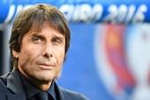 HLV Conte: 'Tuy thua nhưng tôi tự hào về các chàng trai Ý'