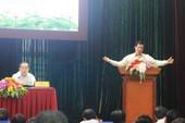 Bộ trưởng Bộ VH-TT&DL: 'Hạn chế bớt hội nghị hội thảo, đi lại vừa thôi'