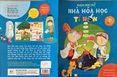 Phụ huynh hoảng hốt vì sách dạy trẻ làm thí nghiệm sai