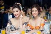 Hoa hậu Mỹ Linh, Á hậu Huyền My cùng nhau khoe sắc