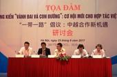 Học giả TQ đề xuất Việt - Trung 'quản lý tốt dư luận'