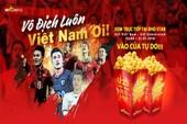 BHD, CGV mở rạp miễn phí xem chung kết U-23 VN