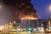 Tin về người Việt trong vụ cháy 64 người chết ở Nga