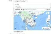 Facebook xin lỗi vì gắn sai quần đảo Hoàng Sa, Trường Sa