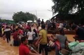 Tình hình người Việt  sau vụ vỡ đập thủy điện ở Lào