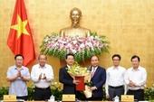 Thủ tướng trao quyết định giao quyền bộ trưởng Bộ TT&TT