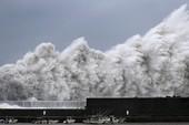 Bộ Ngoại giao cảnh báo người Việt ở Nhật về bão Jebi