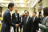 Thủ tướng đối thoại với các tập đoàn lớn toàn cầu
