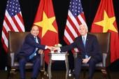 Việt Nam đề nghị Hoa Kỳ ủng hộ tại Liên Hiệp Quốc