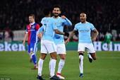 Man City hủy diệt Basel, Juventus bị cầm hòa đáng tiếc