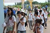 Hàng trăm khách du lịch du xuân đảo Lý Sơn