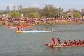 Đắk Lắk: Sôi động giải đua thuyền mừng xuân Mậu Tuất