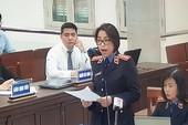 Đại diện VKS nói ông Thăng 'chuyên quyền, độc đoán'