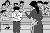 Rùng mình 8 hình phạt quái dị khiến học sinh ám ảnh