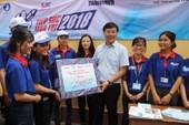 Trung ương Đoàn thăm SV tình nguyện'Tiếp sức mùa thi năm 2018'