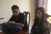 Nữ sinh viên cùng người tình dùng dao cướp shop quần áo