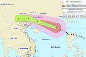 Siêu bão Mangkhut gây mưa to nhiều nơi