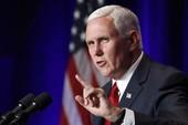 Phó tổng thống Mỹ bác tin bí mật tranh cử năm 2020