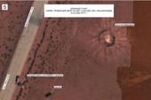 Nga tung bằng chứng kho vũ khí của Mỹ ở căn cứ IS