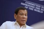 Vệ sĩ ông Duterte bị bắn chết gần dinh tổng thống