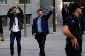 Tây Ban Nha bắt 2 lãnh đạo phong trào đòi độc lập