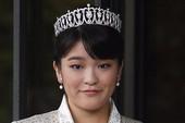 Công chúa Nhật từ bỏ địa vị, kết hôn với thường dân