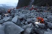 Lở đất kinh hoàng ở Trung Quốc: Đã tìm thấy 15 thi thể