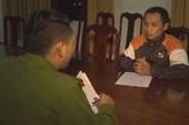 Giả công an đưa bé 13 tuổi vào nghĩa trang hiếp dâm