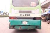 Phát ớn với các xe buýt xuống cấp trầm trọng ở TP.HCM