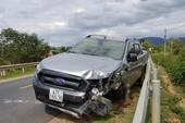Ô tô bán tải tông tử vong tiểu đội trưởng dân quân xã