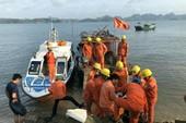 Huyện đảo Cô Tô vẫn chưa có điện trở lại sau sự cố sét đánh