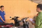 Thua độ World Cup, trộm liền 3 xe máy