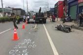 Tai nạn liên hoàn ở Bình Dương, 2 người nhập viện