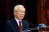 Toàn văn phát biểu của Tổng Bí thư tại Hội nghị Trung ương 8