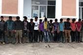 Trai làng phục kích phóng dao vào nhóm thanh niên