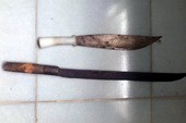 Khởi tố 5 trai làng phóng dao làm 2 người thương vong