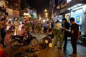 Hai hiệp sĩ bị cướp đâm chết giữa trung tâm Sài Gòn