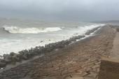 Kè biển 'động cơ cát': Thuận tự nhiên, chịu được sóng dữ