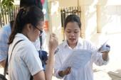 Đà Nẵng cấm xe tải ben trong thời gian thi THPT 2018